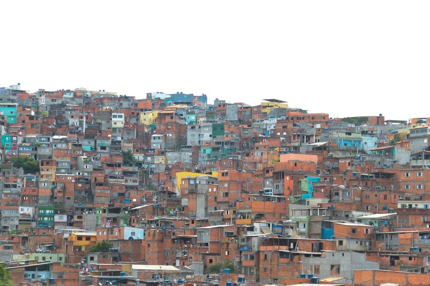City Crowded Social Issues Cityscape Outdoors House Roof Variation Architecture People Urban Skyline Day Favelabrazil Favela Houses Street Photography Streetphotography