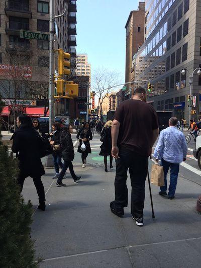 NYC Midtown Humansofny Manhattan Giant