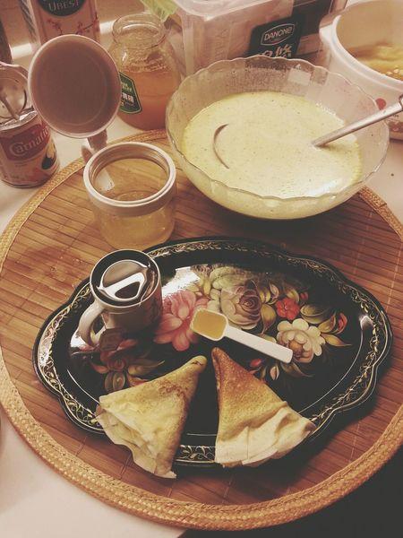 Масленица пришла ммм Eating Pankakes Homemade Food Homemade Breakfast First Eyeem Photo #russianstyle