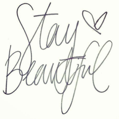 Staybeautiful Always Goodmorning