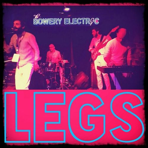 Just a bunch of daddy long legs, the lot of them! Feellegs Theboweryelectric @theboweryelectric @titoramsey @juanmiguelmarin @chalooch__