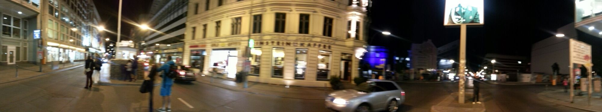 Checkpointcharlie From Where I Stand Night Lights Change Your Perspective