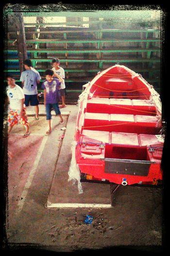 LASAM rescue boat