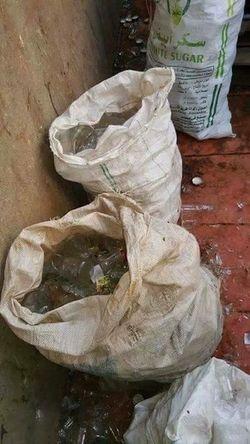 ده مصنع عصير شوف القرف
