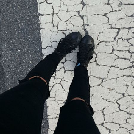 Aesthetics Aesthetic Tumblr Grunge Jeans Ripped Jeans