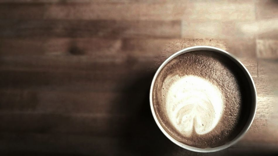 Coffee time *coffee latte*