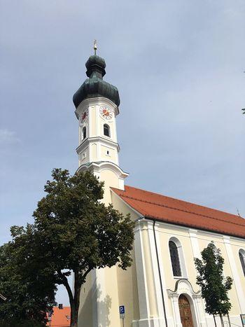 Mühlfeldkirche Bad Tölz Church Bavarian Church
