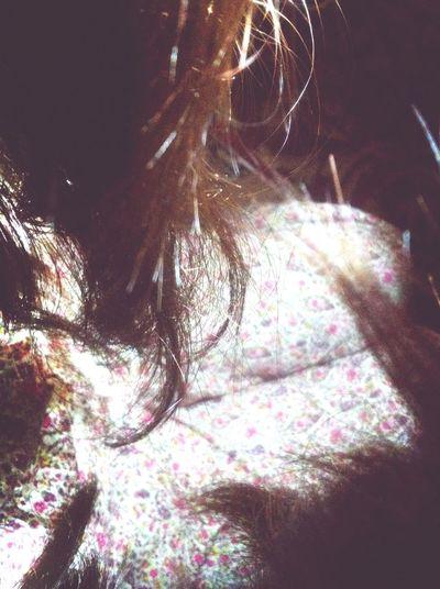 Sleepy Time Hair BrownHairDontCare Pijama