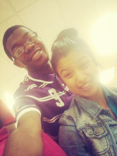 Me And Big Reya!