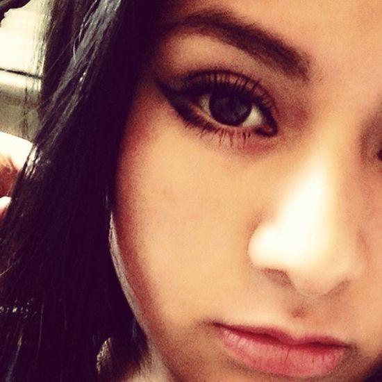Eyes That's Me Lov❤ Sexy Girl