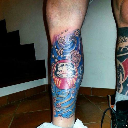 lavori in corso - work in progress. Tattoo Tattooed Tatuaggio Tatuaggi  Thst's Me Me Ink Inked Nippon Jappo