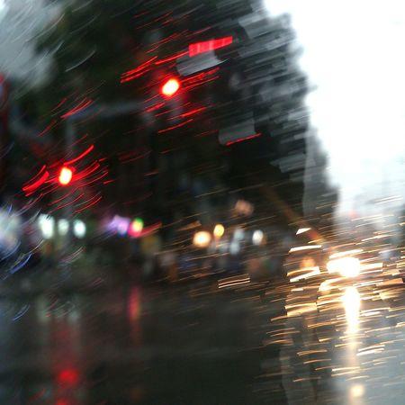 It's rainning!! Ho Chi Minh City, 6 PM. Water_collection Heavy Rain Night Photography Raining Day Hard Rain Water Reflections