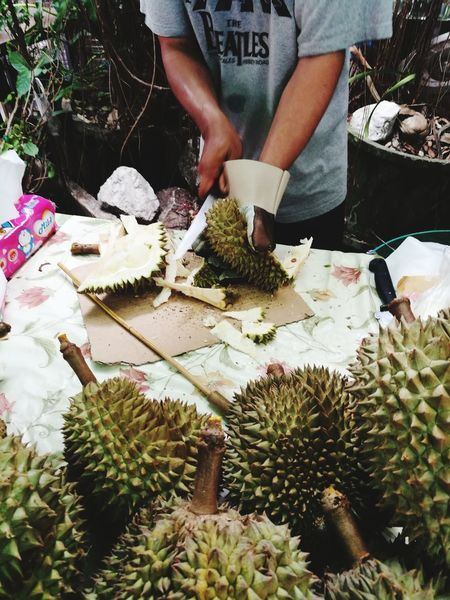 Day Outdoors Durianlovers Durians In Season Durians Freshness Durian Fruit Thai Fruite Durian Beauty In Nature Durian Peel