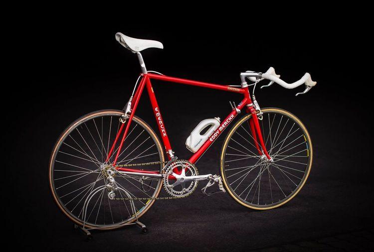 Bike Vintage Eddy Merckx Cycling