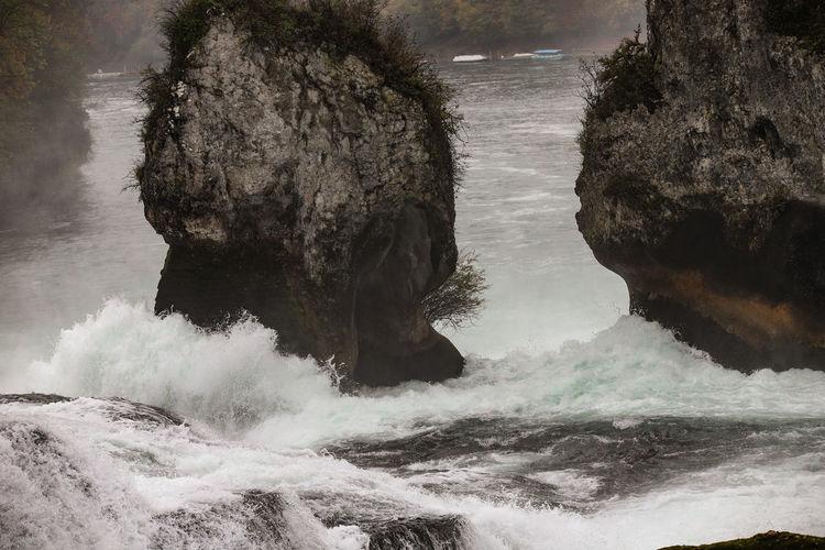Rheinfall in