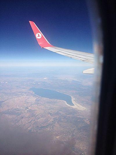 @Travel trip Austria Turkish _airlines plane