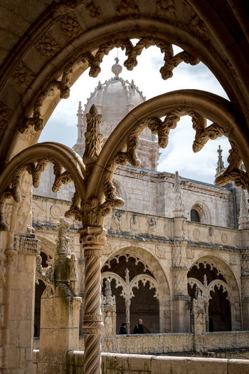 Portugal Arch