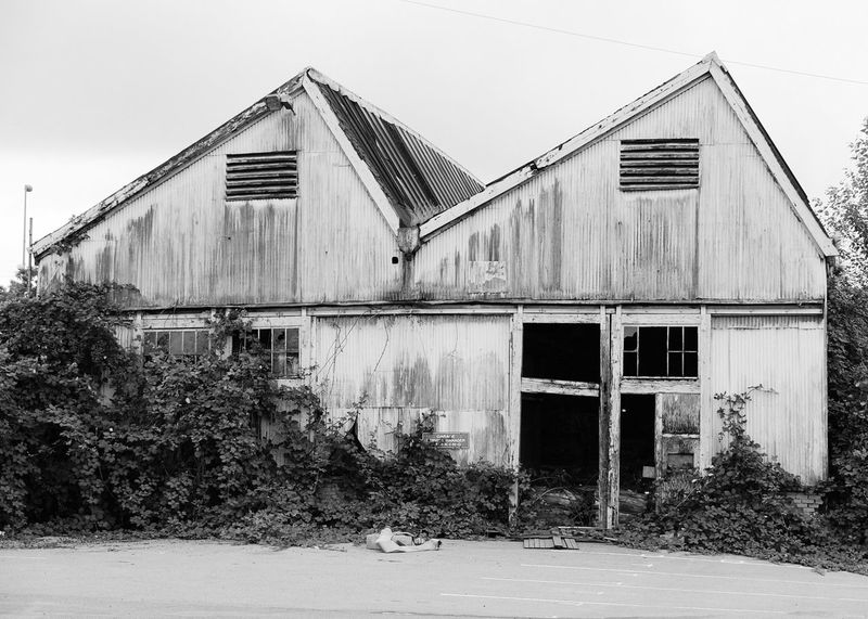 Abandoned Agricultural Building Architecture Barn Building Exterior Built Structure Day No People Outdoors Sky