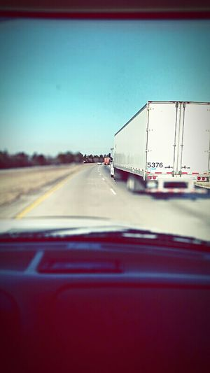 The Places I've Been Today On The Road Again Deadlines Beast Of The Road The Lonely Trucker Respect The Road