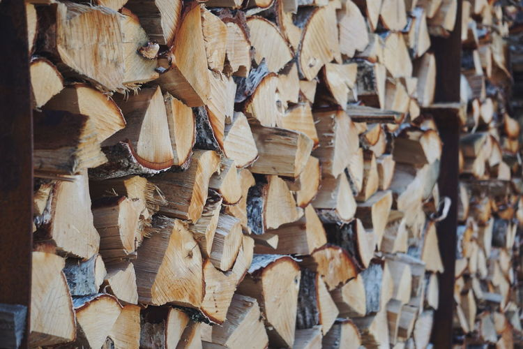 firewoods Wood Wood - Material Woods Full Frame Wood - Material Hanging Timber Woodpile Backgrounds Close-up Forestry Industry Firewood Log Campfire Wood Fossil Fuel Wood Grain Tree Ring Stack