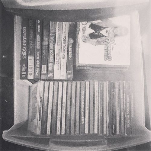 All my of CDs that used to listen back in the day. Weheartpics @weheartpicscom