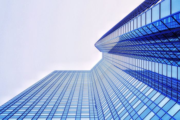 blue building Deutsche Bank Frankfurtmain Perspective Photography Perspective 2013 Canon Architecture Built Structure Building Exterior Modern Low Angle View Building City Sky Tall - High Office Building Exterior No People Tower Office Skyscraper Blue Clear Sky Pattern The Creative - 2018 EyeEm Awards EyeEmNewHere The Architect - 2018 EyeEm Awards The Street Photographer - 2018 EyeEm Awards Architecture Modern City