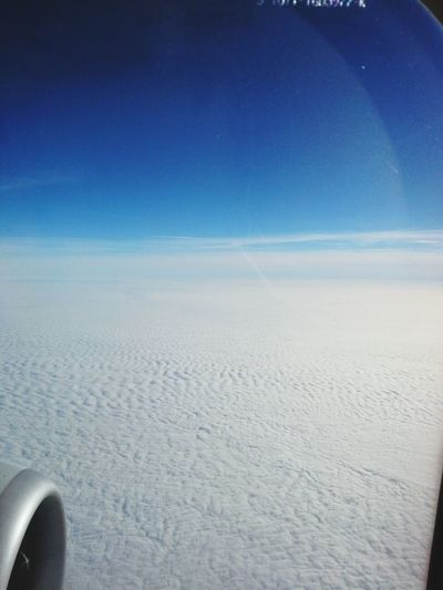 Airplane Sky Clouds CloudPhotography