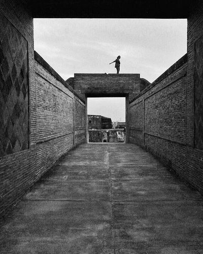 Blackandwhite Monochrome Instagood Instadaily Instamood Fort History Military Qing Kaohsiung Cihou 旗津 旗后