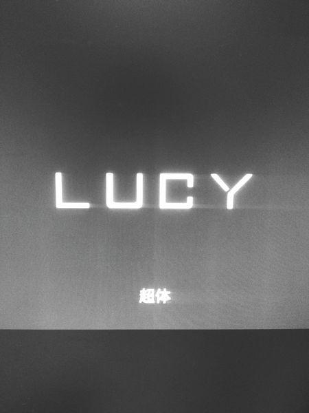 Lucy Scarlett Johansson 女神很帅!