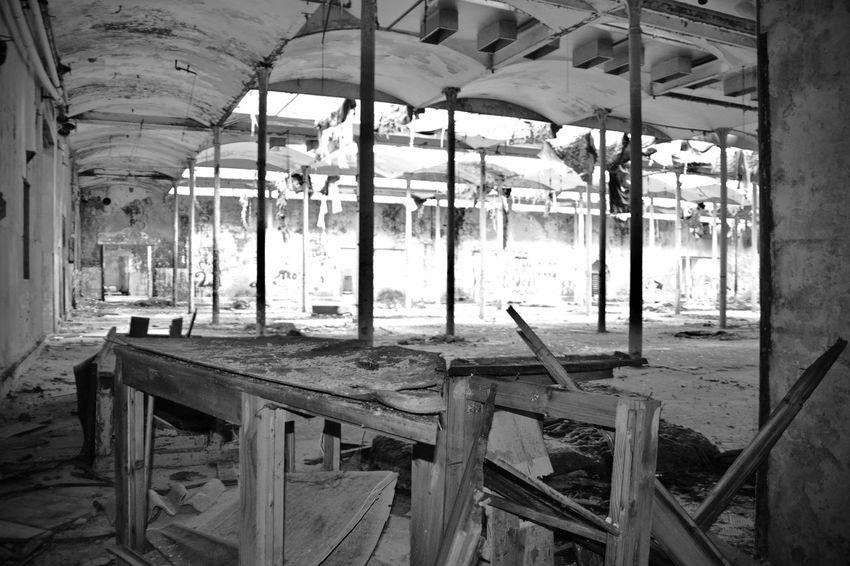 Amman BeW Decay Friuli Venezia Giulia Industrial Building  Black And White Cotonificio Ferrari Cotonificio Veneziano Cotonificio Veneziano Amma Cotonificioamman Cotton Mill Decaying Building Friuli Industrial Buildings Italy Old Buildings Pordenone Pordenone, Italy Venetian Cotton Mill