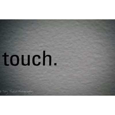 Simple as that. Touch Senses Tinythaliaphotography Fstopandstare photography igdaily