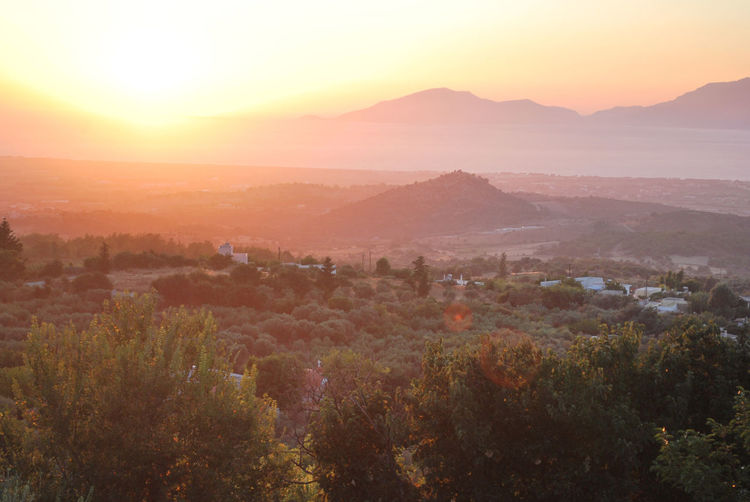 Kos - Sunset in Zia 2