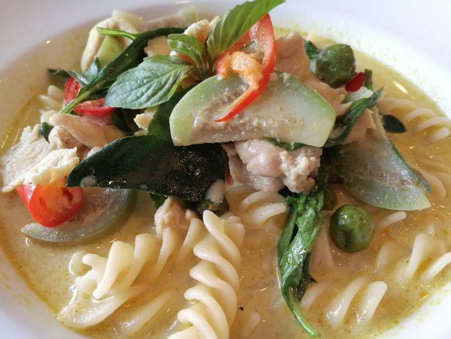 Green Curry Thai Thai Food Curry อาหาร