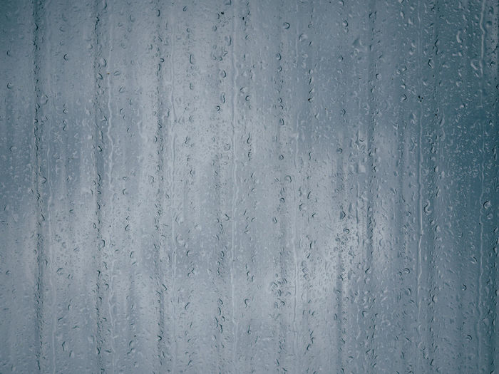 Full frame shot of water on wall