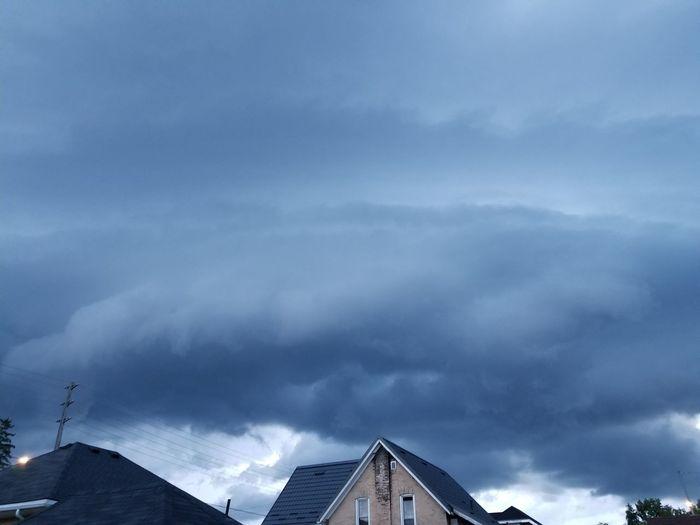 storm a brewing