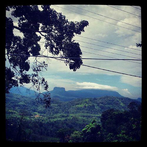 Uthuwankanda at Kadugnnawa Nature Best  photo of the day love awesome travel mountain