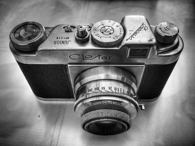 Closter - Princess JUNIOR N*1018 (1952) Black & White Camera Made In Italy Retro