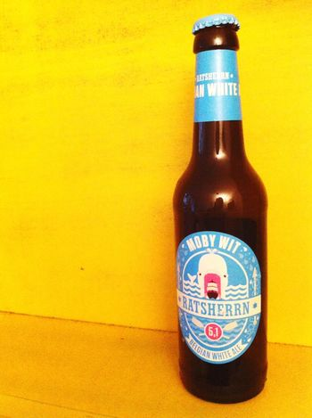 Ratsherren Moby Wit @ Home. Mitbringsel aus Hamburg. Überraschung! Bier Craftbeer Biers & Bars