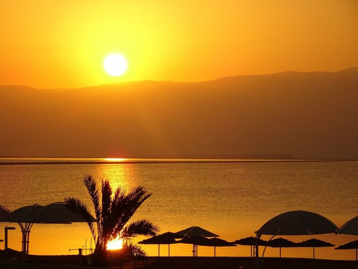 Dawn Sunrise over the Dead Sea  in Israel (2) facing the Jordan mountains, part of the Great Rift This is the lowest inhabited place on earth, being 429m below sea level. Protecting Where We Play Seeing The Sights Found On The Roll 43 Golden Moments Colour Of Life
