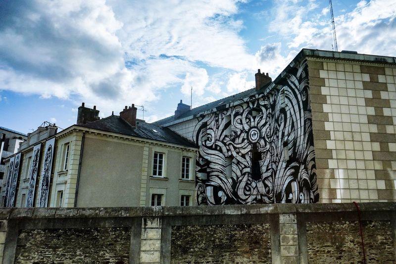 Prison-sur-Nantes Architecture Building Exterior No People Jail