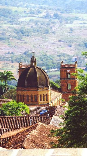 barichara's church Santander-Colombia Church Urban Exploration Amazing Architecture Barichara...santander