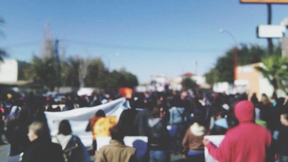 Juárez se levanta. 43 TodosSomosAyotzinapa YaMeCanse Juarez