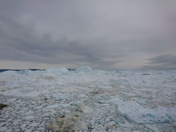 Greenland Ilulissat Arctic Beauty In Nature Glacier Iceberg Icesheet Landscape Outdoors Sea Sea And Sky Sky Water