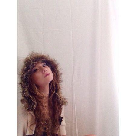 Portrait Model Natural Beautiful