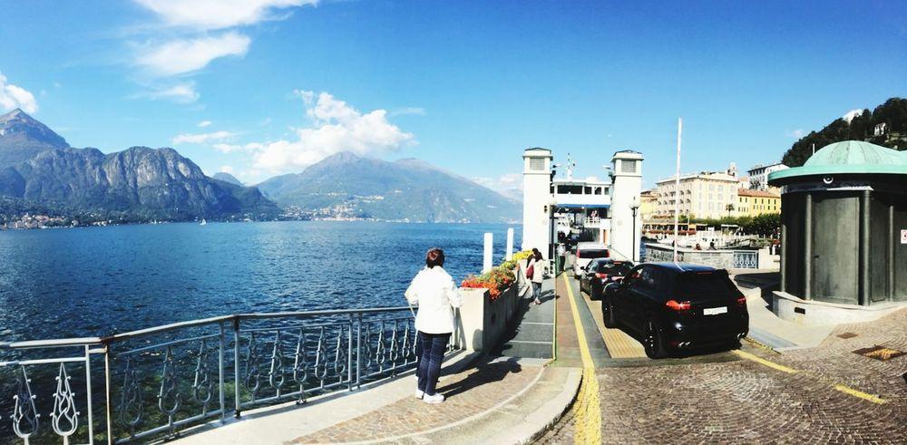Italy Como Lake Bellagio