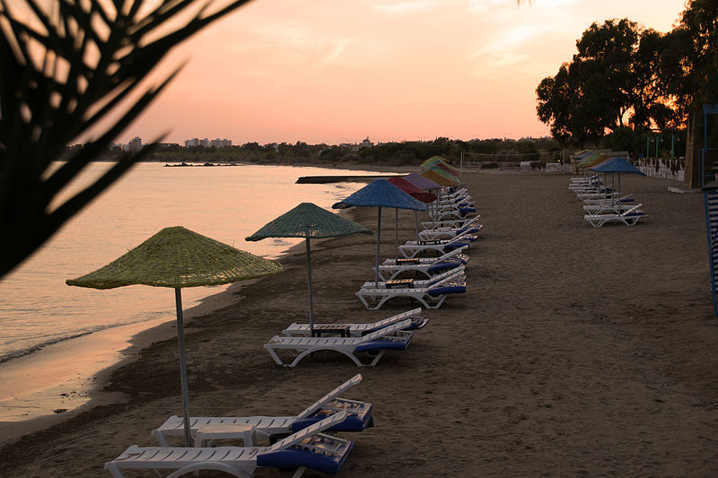 Beach Beauty In Nature Cloud - Sky Day Iskele Mediterranean Sea Nature No People Northern Cyprus Our Beach Outdoors Postcard Reflection Relaxation Sea Sunset Travel Destinations Vacations Water