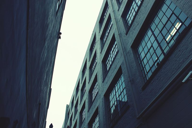 Street San Francisco Building Exterior Architecture Built Structure Low Angle View Sky Building The Architect - 2018 EyeEm Awards Day City No People Office Building Exterior Window Office Outdoors Glass - Material Modern Tall - High Reflection