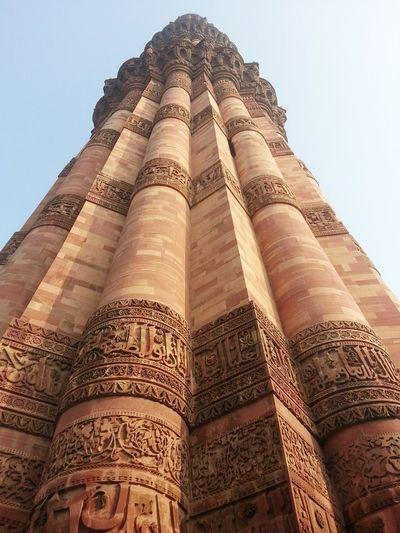 Qutub Minar UENSCO World Heritage First Eyeem Photo