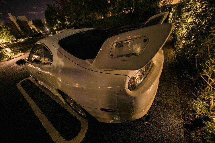 Car Outdoors Transportation No People Land Vehicle Sunset Tree Close-up Night
