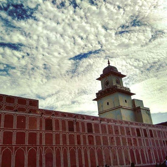 Clouds :-) , Redmi Sky Clouds Citypalace Jaipur